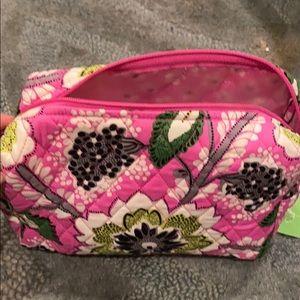 Vera Bradley Large Cosmetic bag